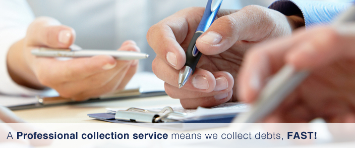 Professional debt collection services - Procol Services Ltd